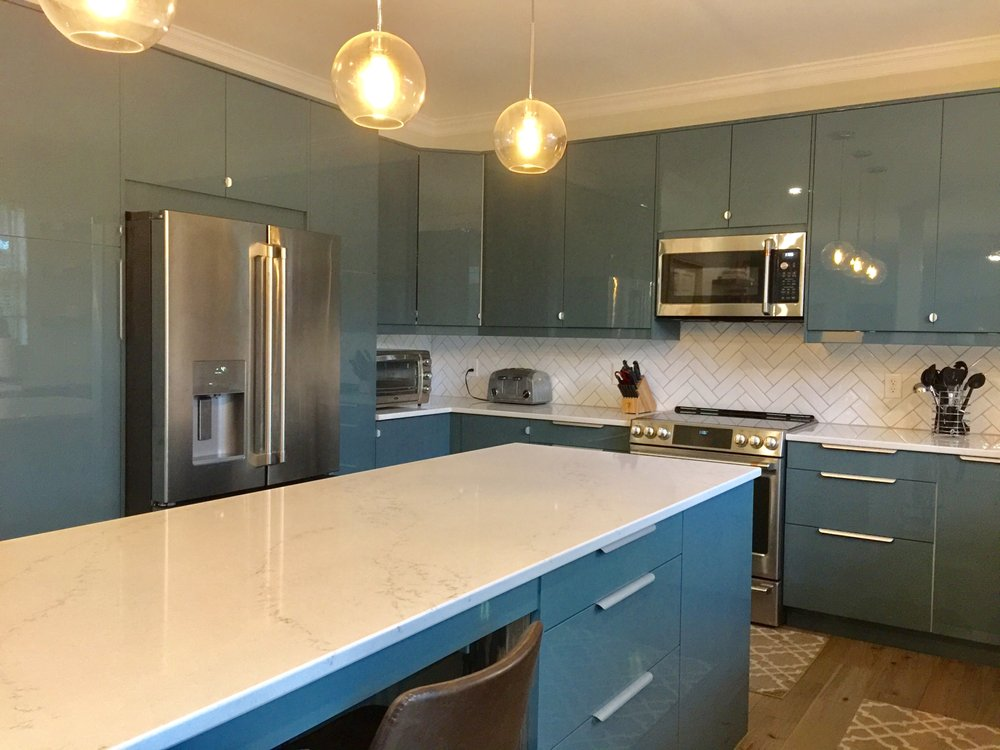 kitchen & bath remodeling California