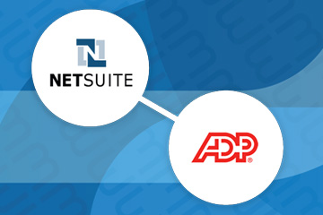 NetSuite to ADP connector