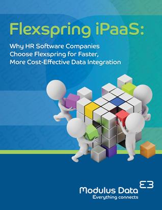 Portada del libro blanco de Flexspring iPaaS
