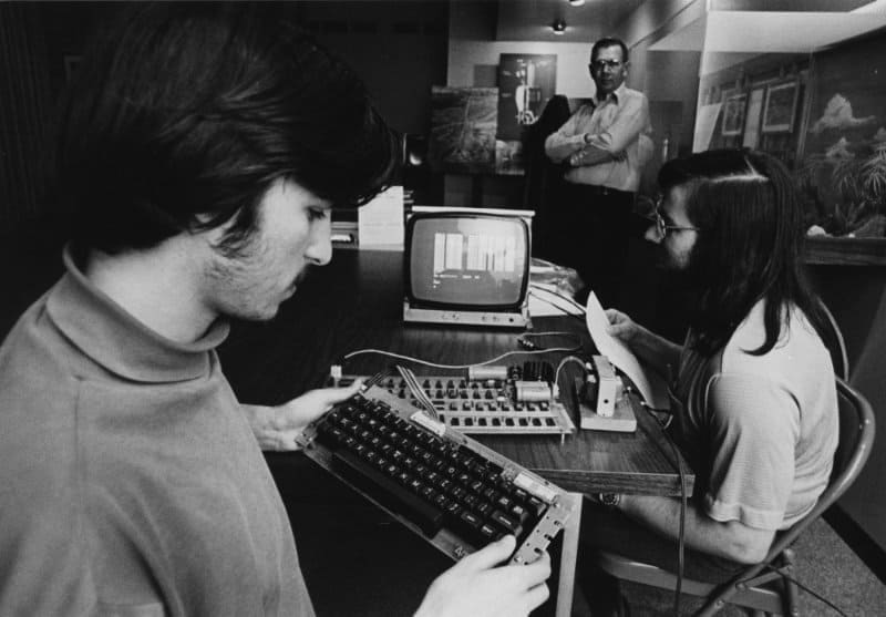 Photo of the Homebrew Computer Club