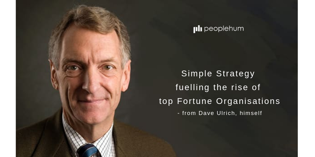 hr management strategy and solutions with dave ulrich