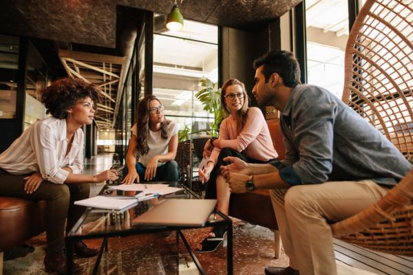millennials' guide to office culture