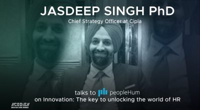 Innovation: The key to unlocking the world of HR- Jasdeep Singh [Interview]