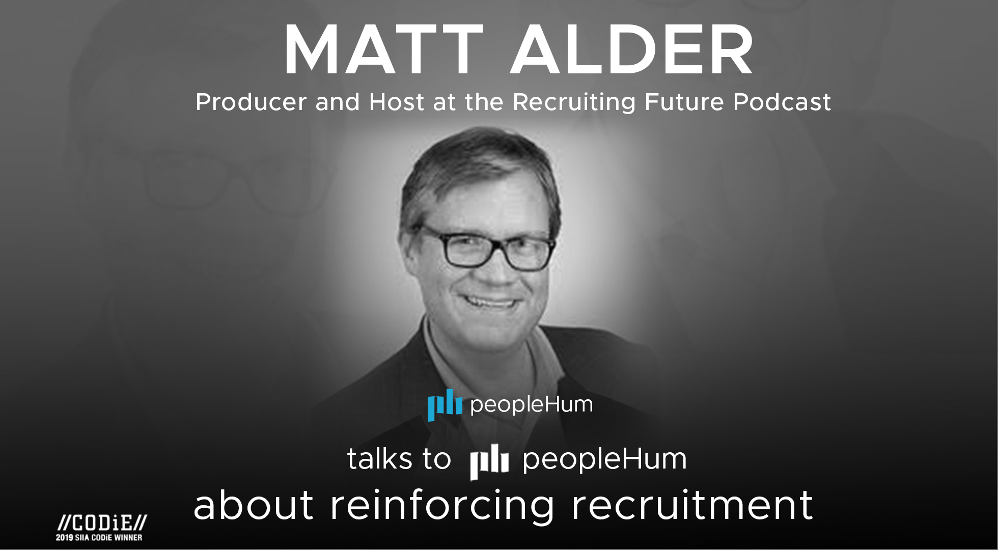 Reinforcing recruitment at the workplace - Matt Alder [Interview]