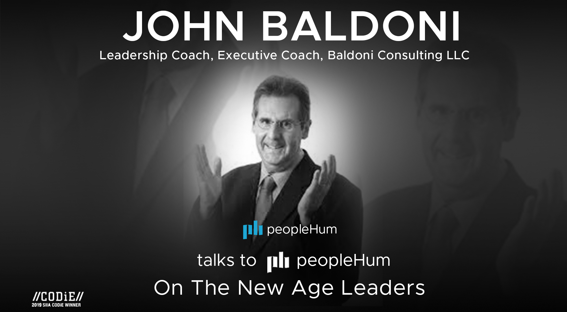 Ladder to the leaders of the new age workplace - John Baldoni [Interview]