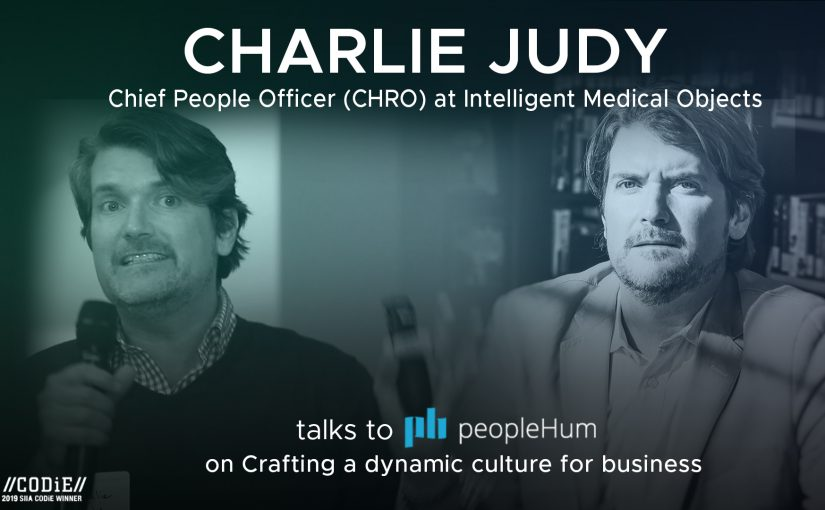 Crafting a dynamic culture for business- Charlie Judy [Interview]
