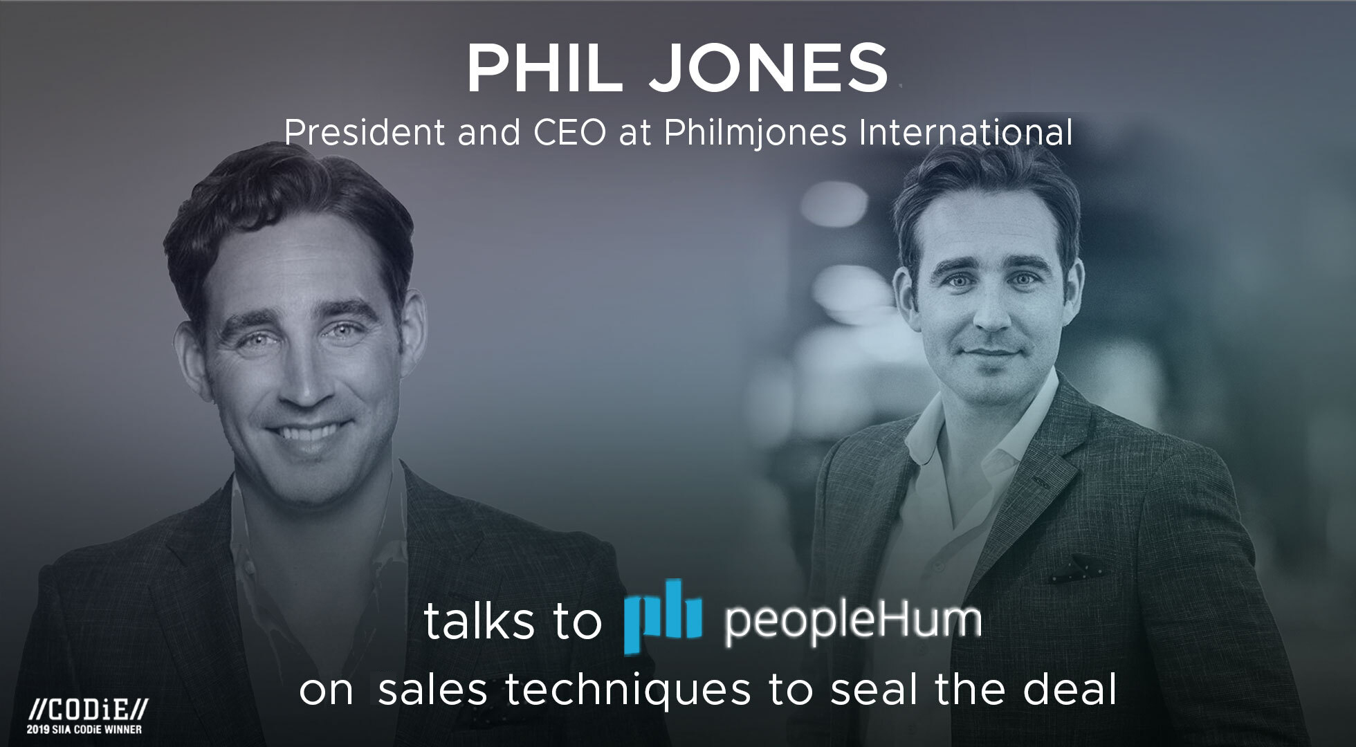 Sales techniques to seal the deal- Phil Jones [Interview]