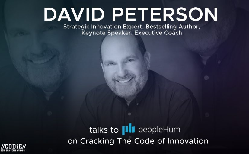 Cracking the code of innovation - David Peterson [Interview]