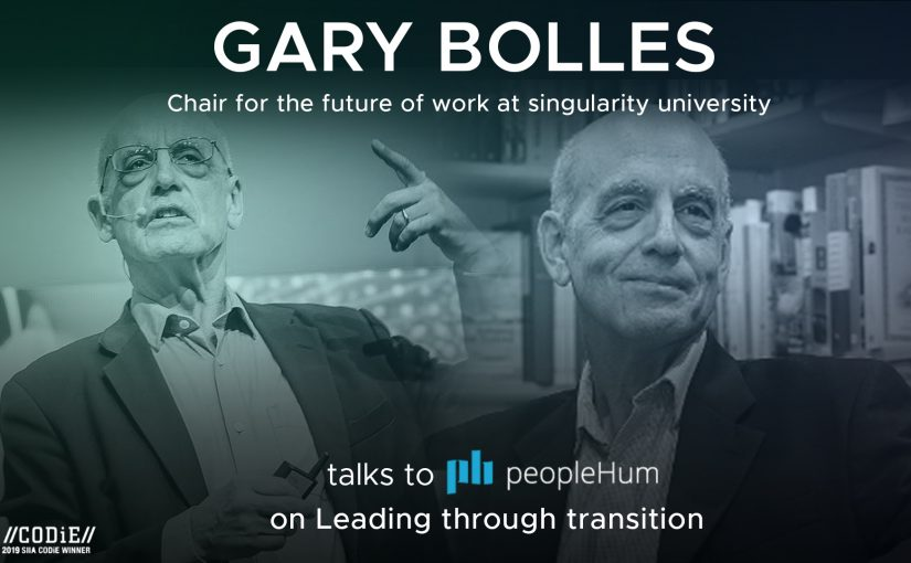 Leading through transition - Gary A. Bolles [Interview]