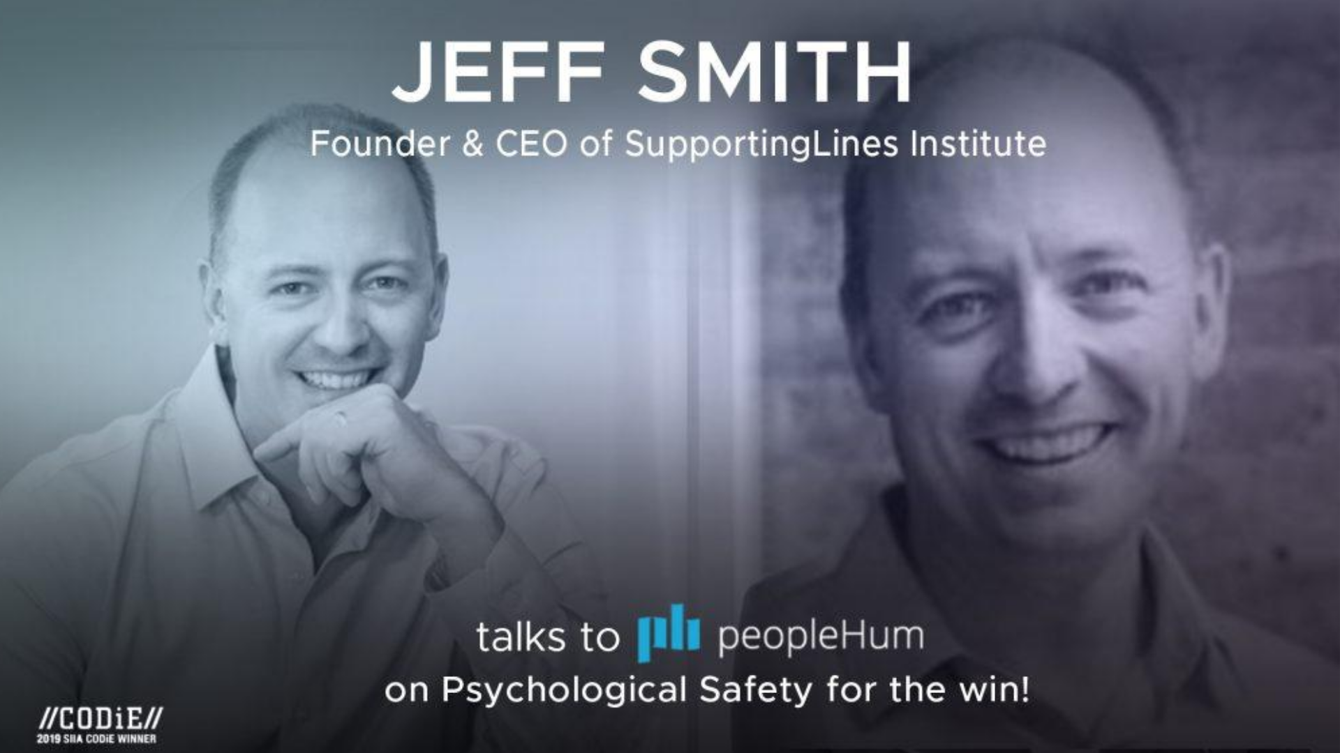 Psychological safety for the win! - Jeff Smith [Interview]