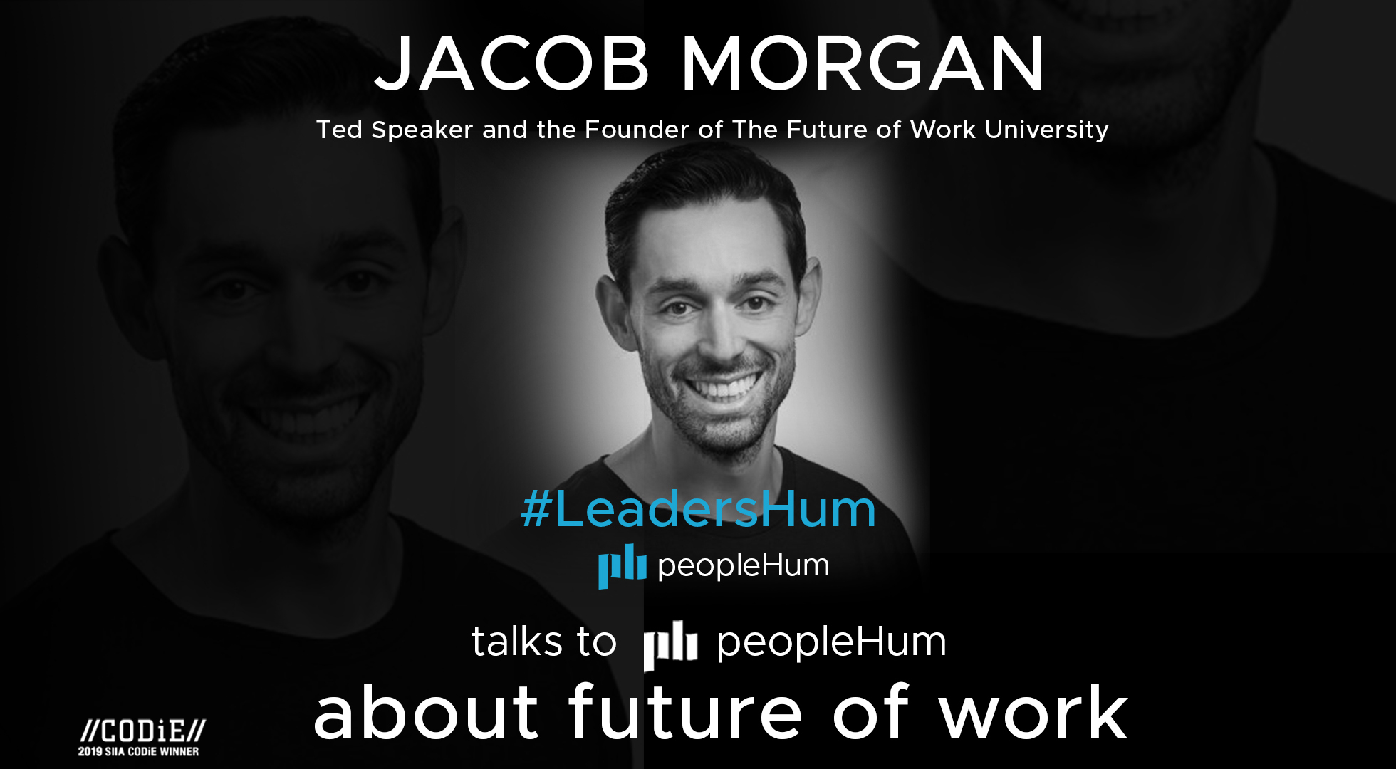 New Lap Of Leadership - Jacob Morgan [Interview]