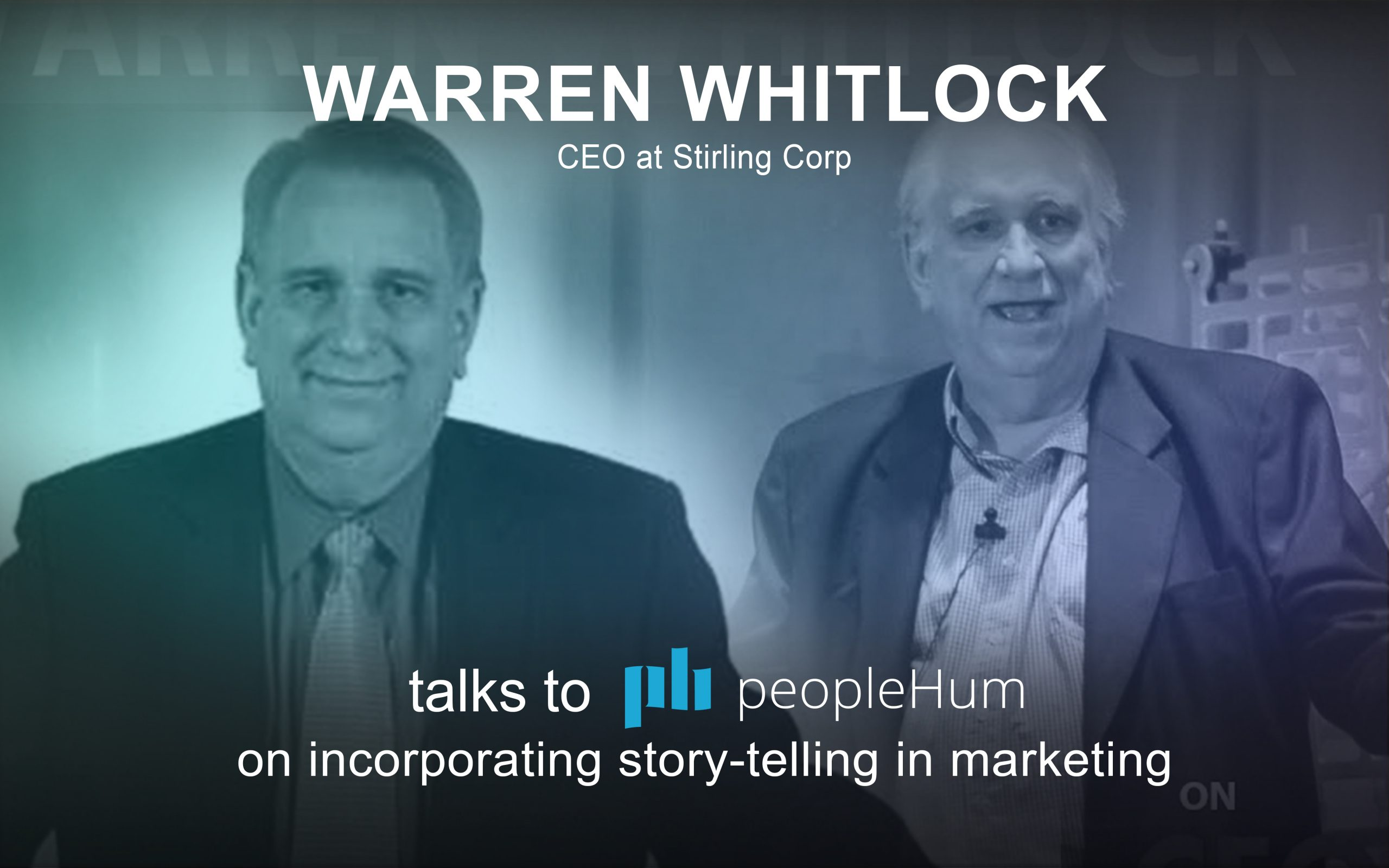 Incorporating story-telling in marketing - Warren Whitlock [Interview]