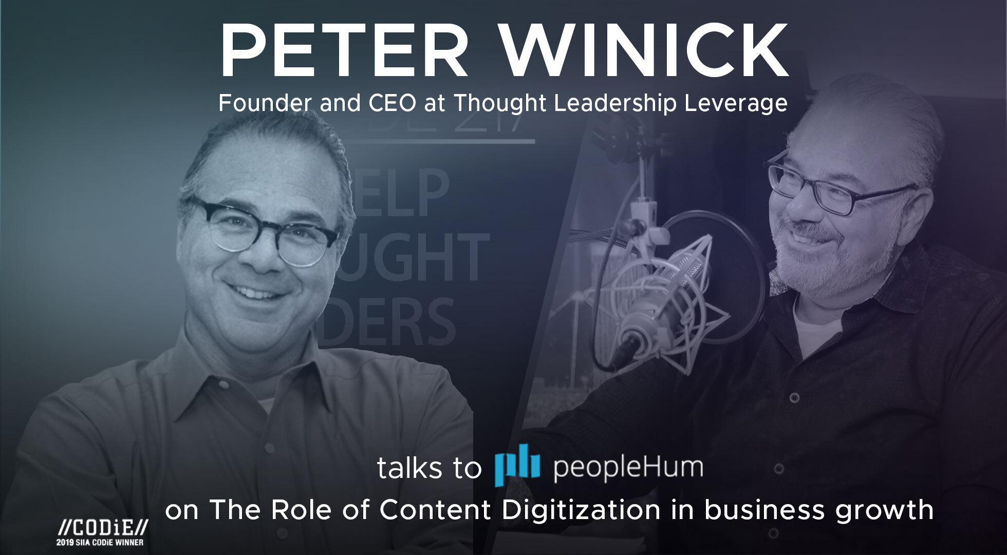 The Role of Content Digitization in business growth - Peter Winick [Interview]