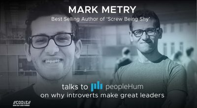 Why introverts make great leaders - Mark Metry [Interview]