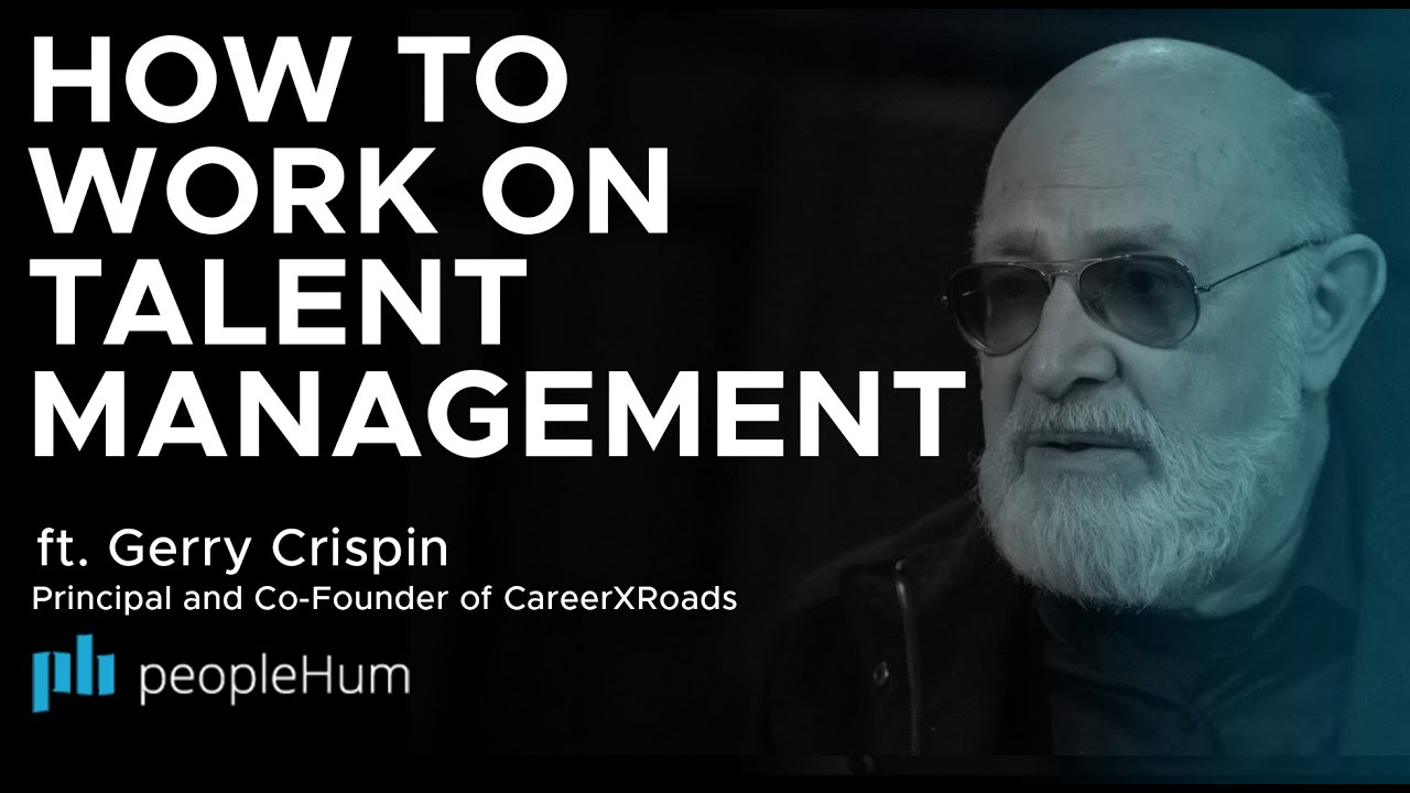 Talent Management: Key to success - Gerry Crispin [Interview] |LeadersHum