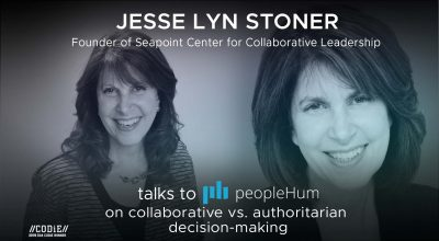 Collaborative vs. Authoritarian decision-making - Jesse Lyn Stoner [Interview]