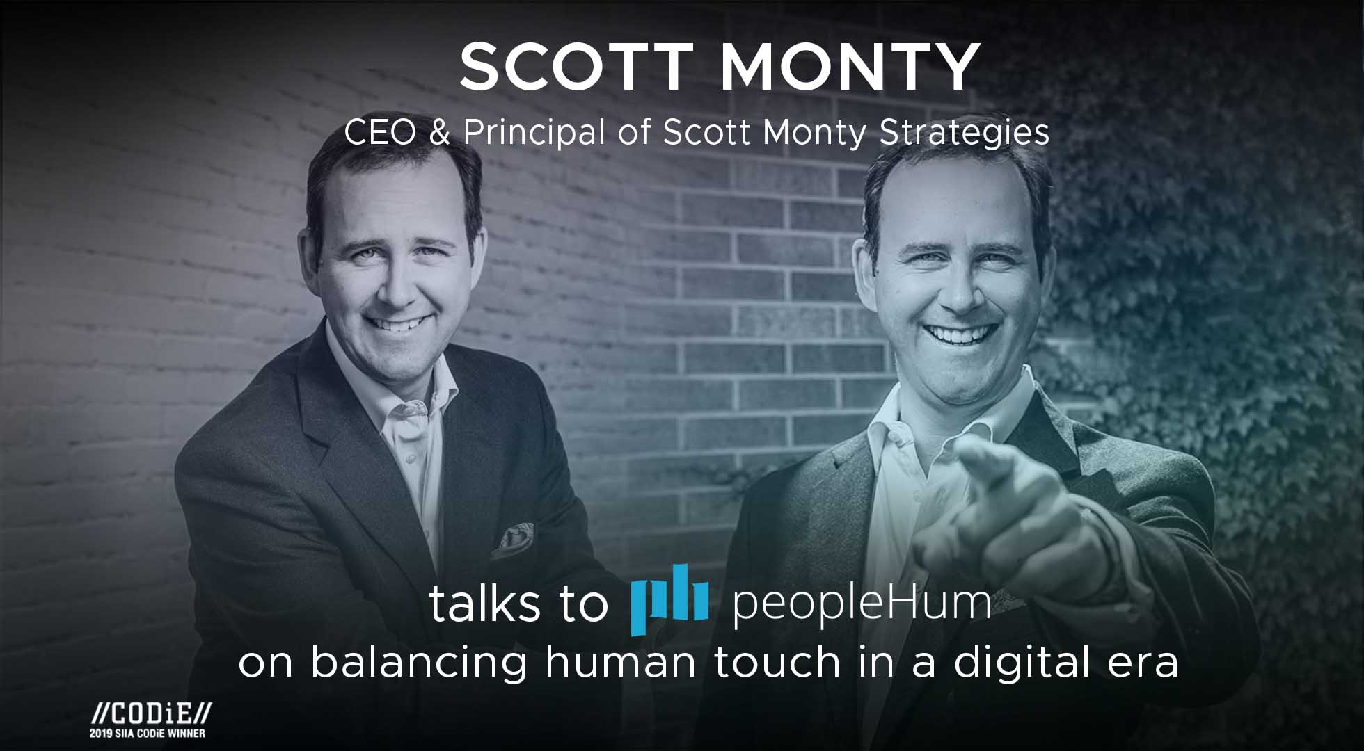 Balancing human touch in a digital era - Scott Monty [Interview]