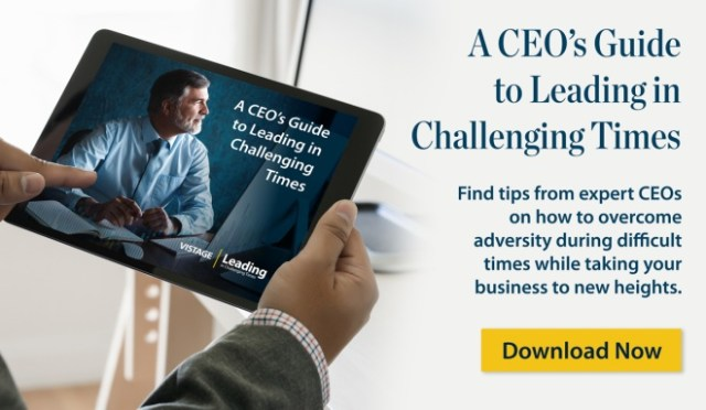 The CEO's 7 Leadership Laws During Times of Uncertainty | peopleHum