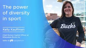 The power of diversity in sport ft. Kelly Kauffman peopleHum