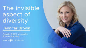 The invisible aspect of diversity ft. Jennifer Brown peopleHum