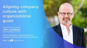 Aligning company culture with organizational goals ft. Jim Lawless peopleHum