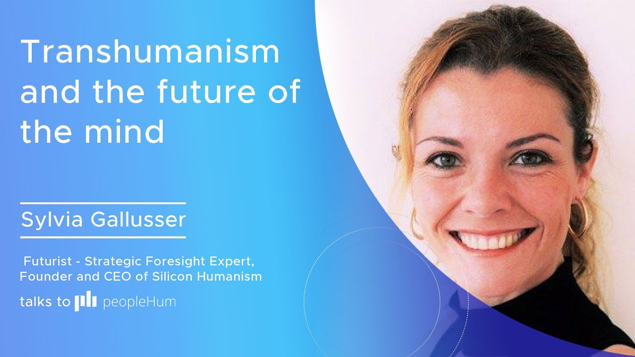 Transhumanism and the future of the mind ft. Sylvia Gallusser
