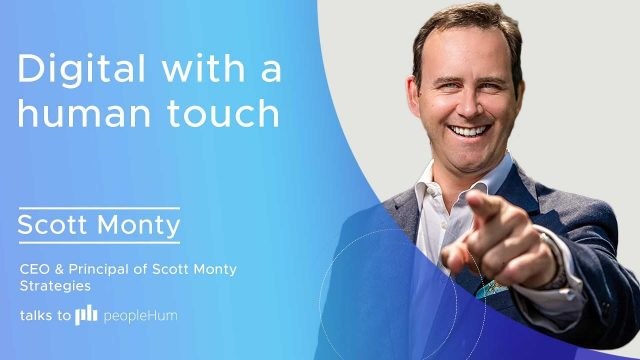 Digital with a human touch ft. Scott Monty peopleHum