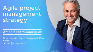 Agile project management ft. Antonio Neito Rodriguez peopleHum