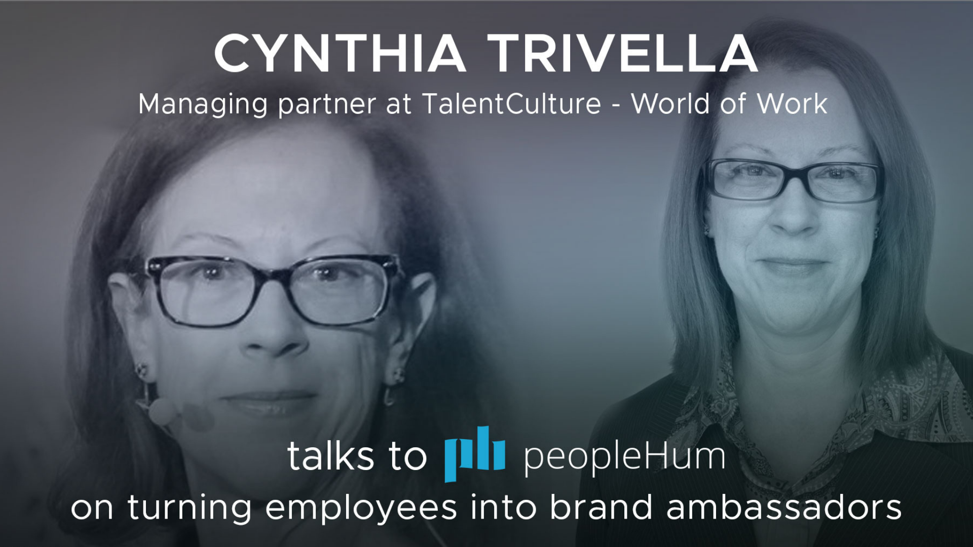 Hiring and recruitment made better - Cynthia Trivella [Interview]