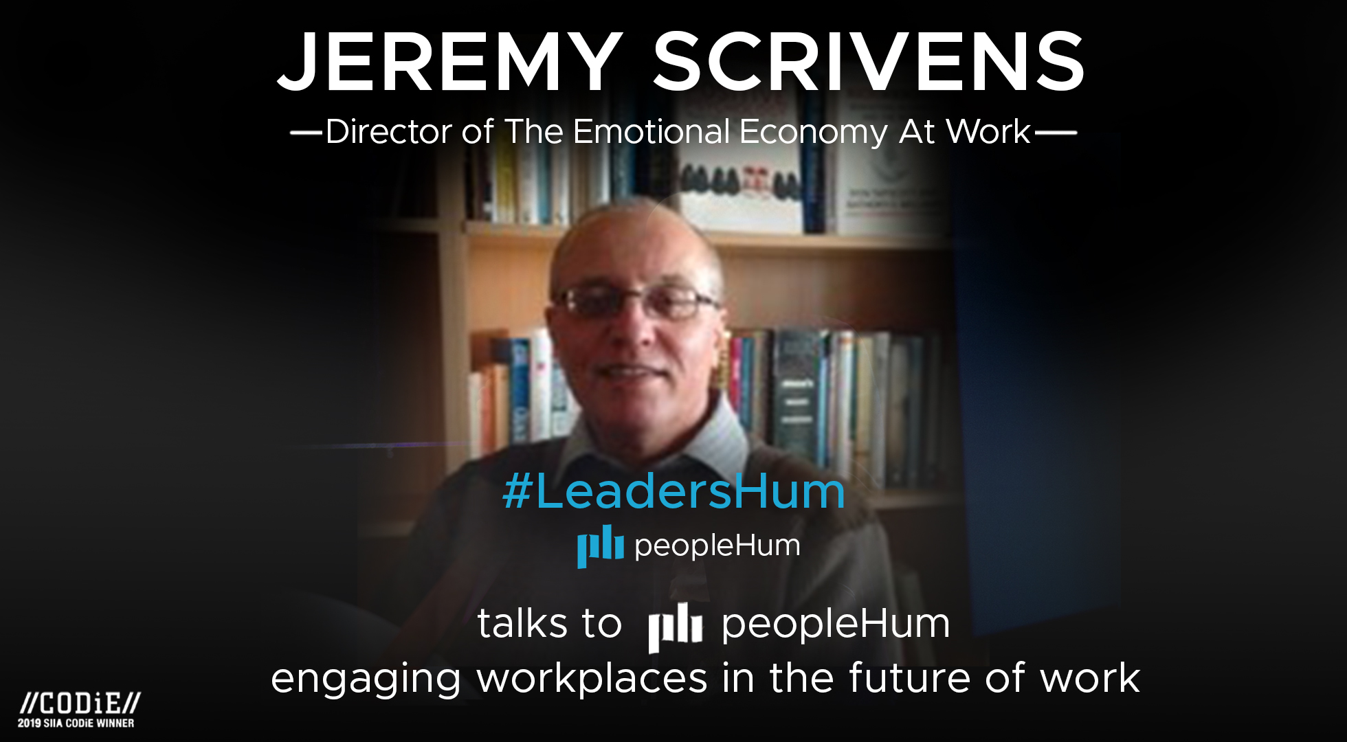 Engaging the workforce with stories - Jeremy Scrivens [Interview]