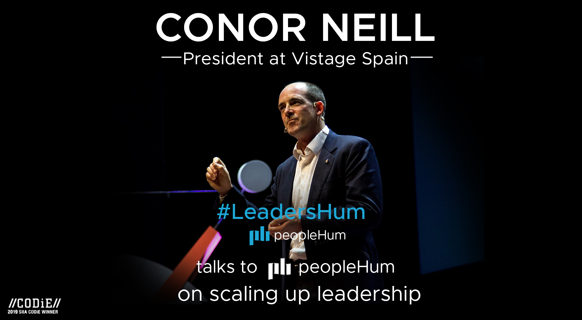 Scaling up Leadership - Conor Neill [Interview]