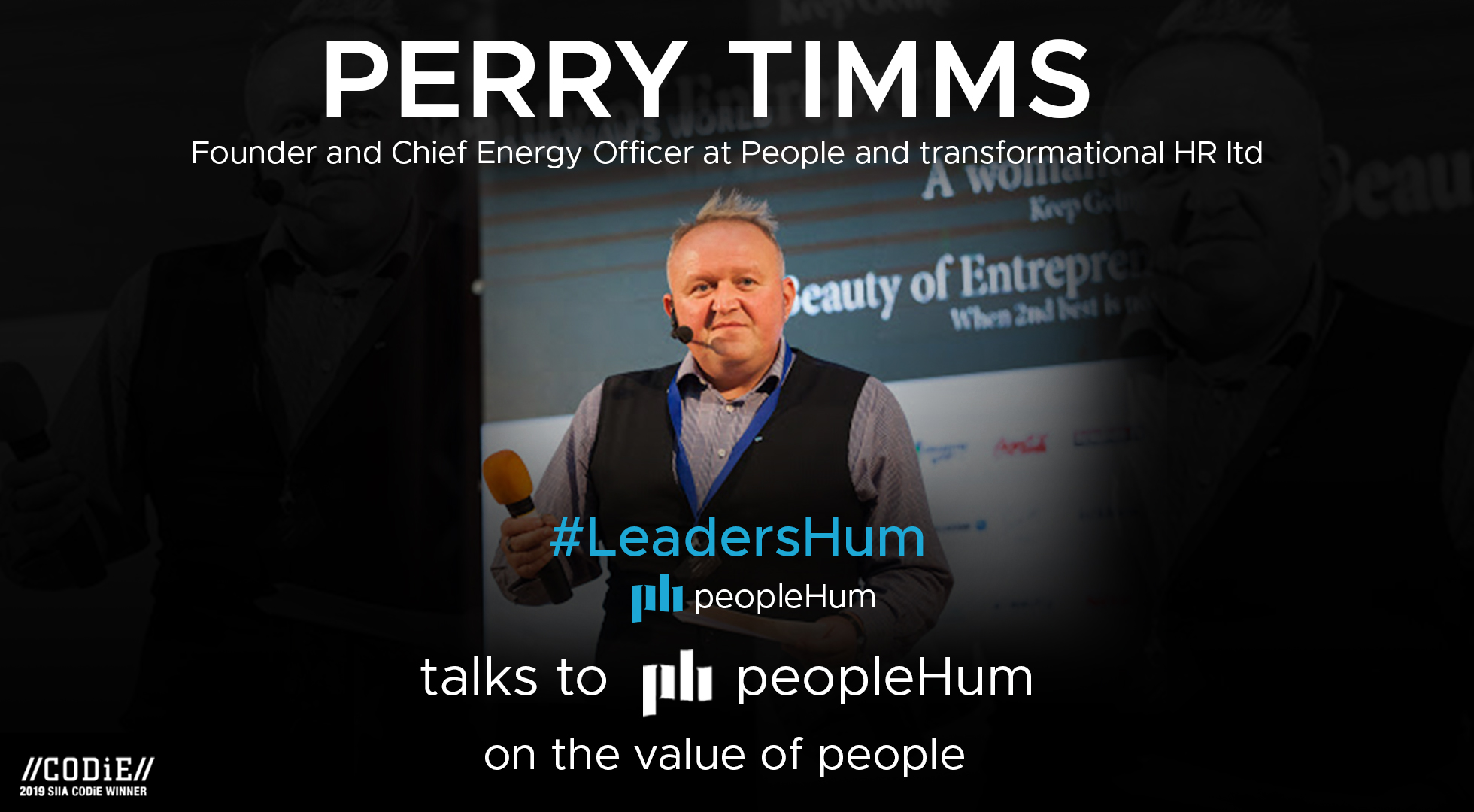 The Art of Valuing people at work - Perry Timms [Interview]