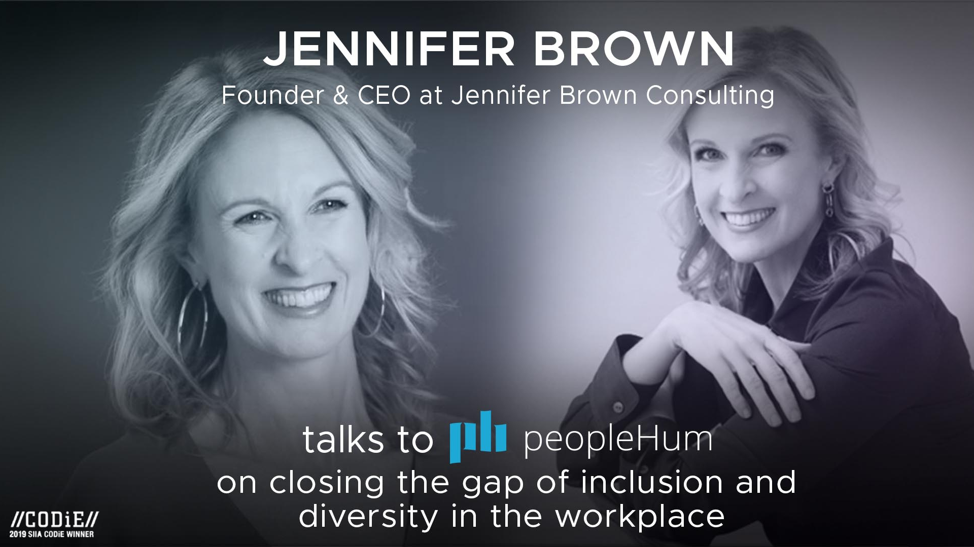 On closing the gap of inclusion and diversity in the workplace - Jennifer Brown [Interview]
