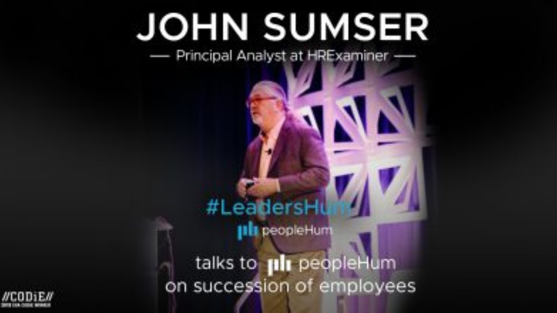 A shift in the future of Work - John Sumser [Interview]