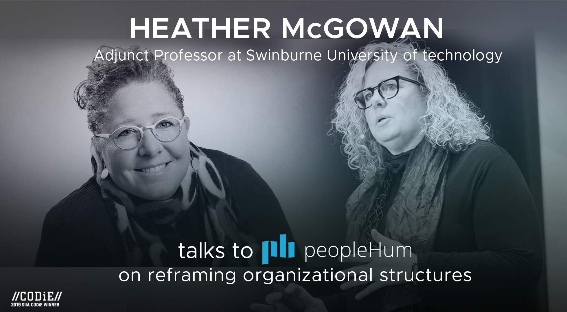 Reframing organizational structures- Heather McGowan [Interview]