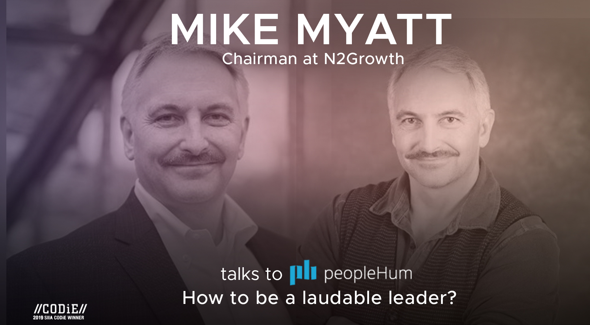 How To Be A Laudable Leader - Mike Myatt [Interview]
