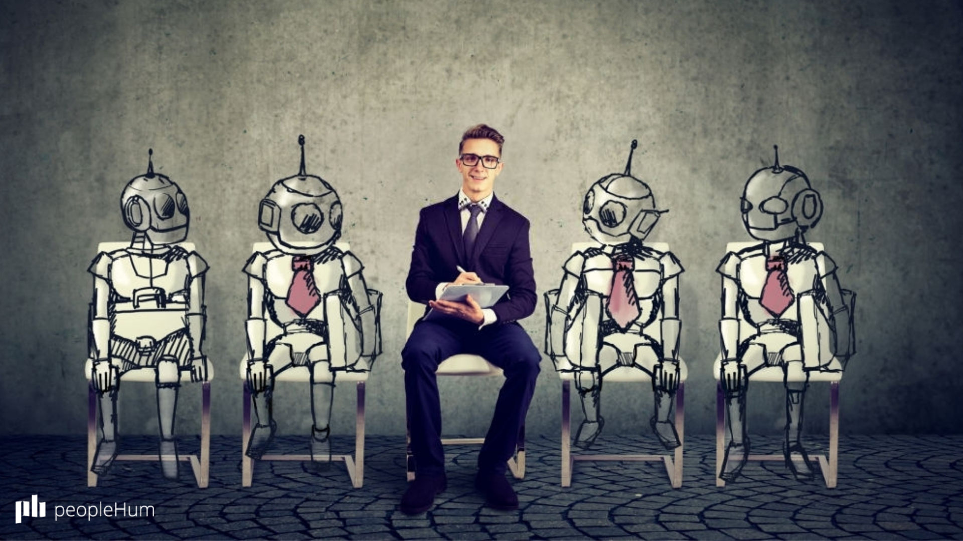 Robots will replace massively humans in the next 10 years