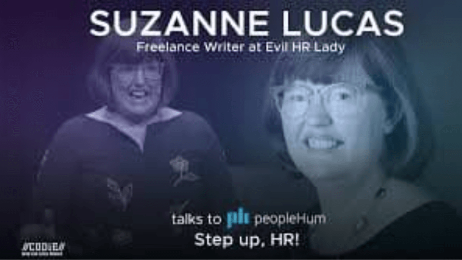 Step up, HR! - Suzanne Lucas [Interview]