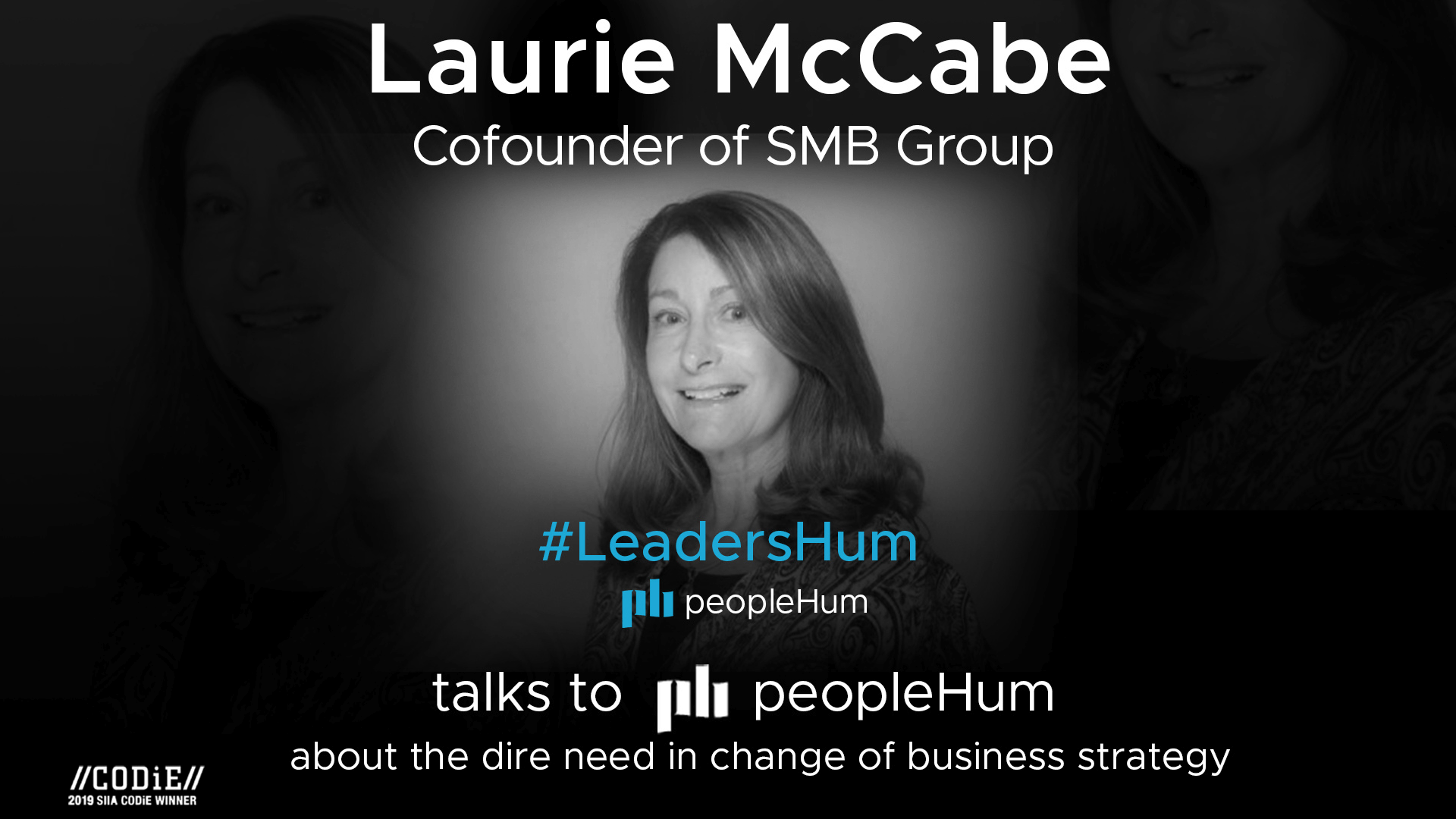 Different tangents of business strategies - Laurie McCabe [Interview]
