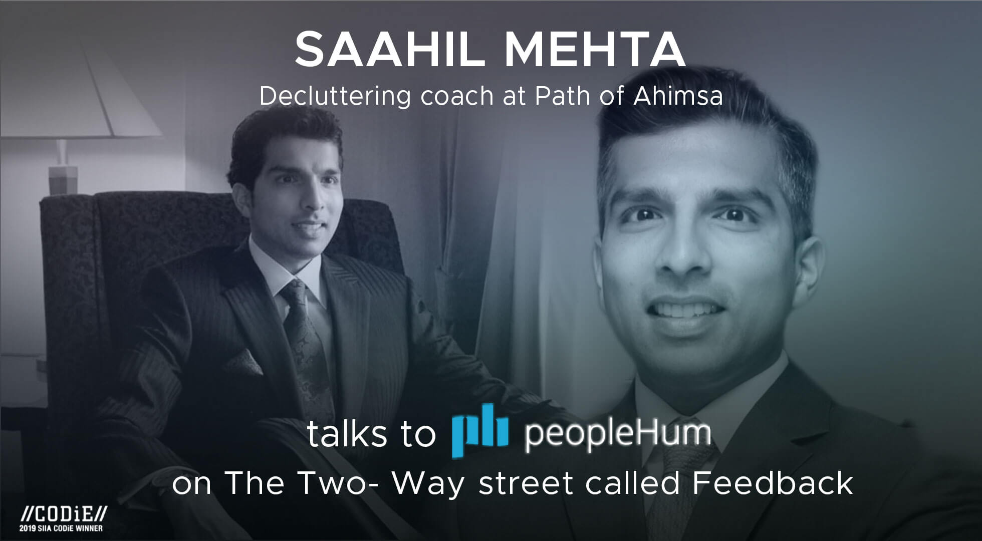 The Two - Way street called feedback  - Saahil Mehta [Interview]