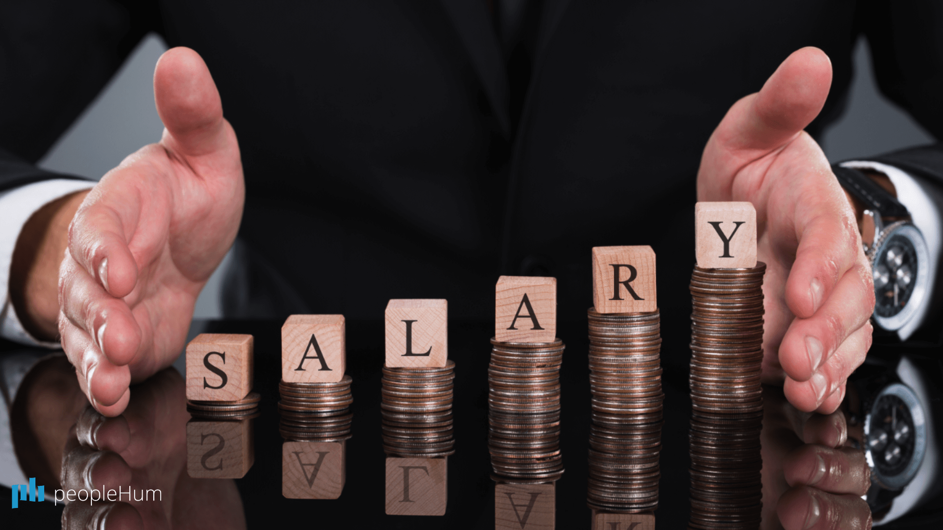 Salary of employees
