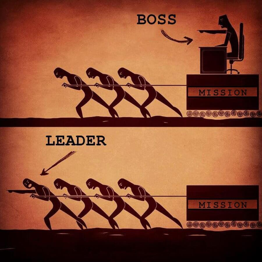 From boss to rational leader | peopleHum