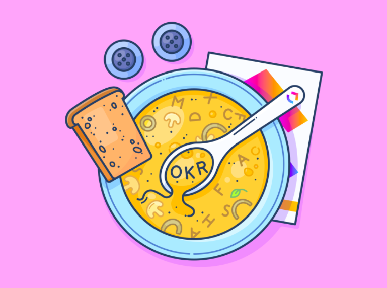 OKRs-feedback, the breakfast of champions