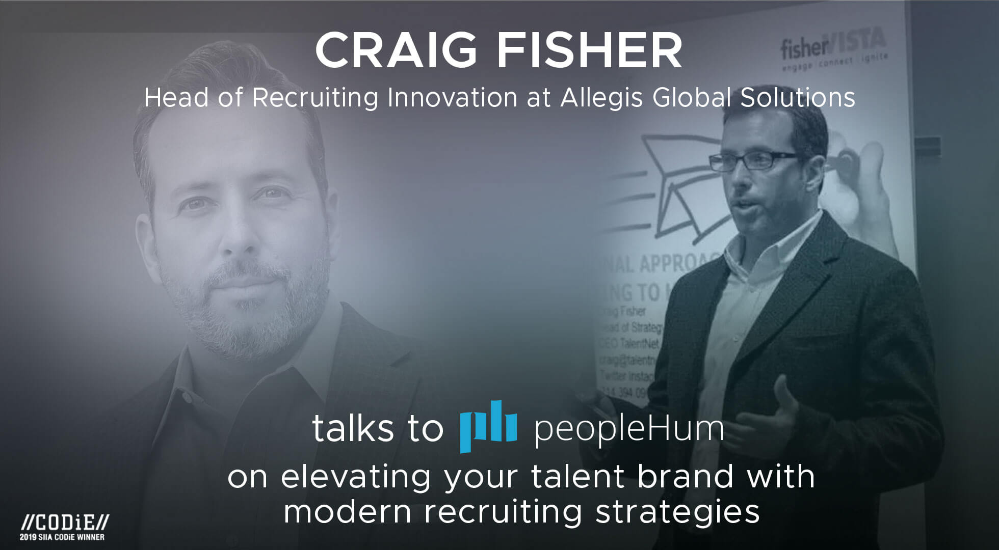 Elevating your talent brand with modern recruiting strategies - Craig Fisher [Interview]