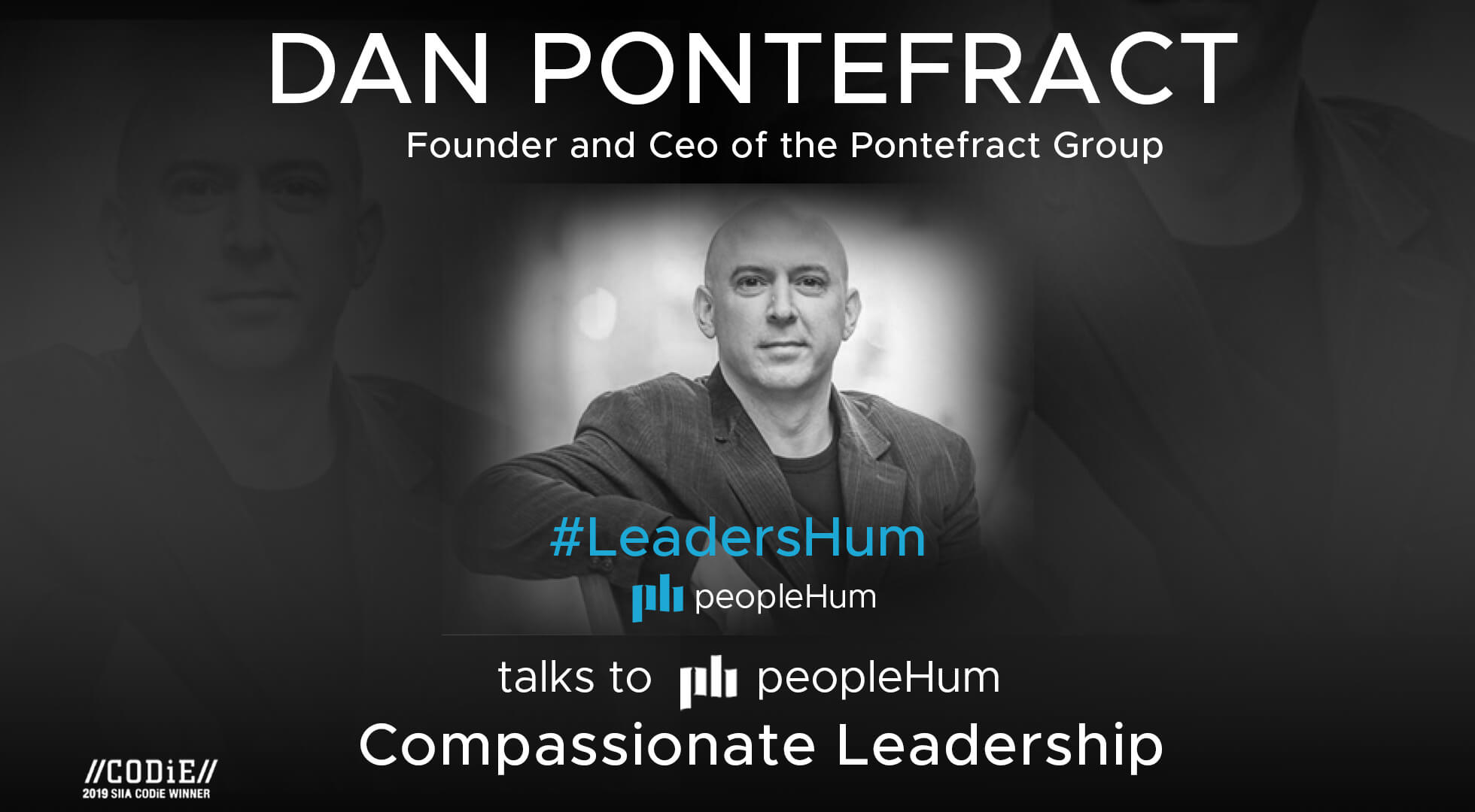 Blend of compassion in leadership - Dan Pontefract [Interview]