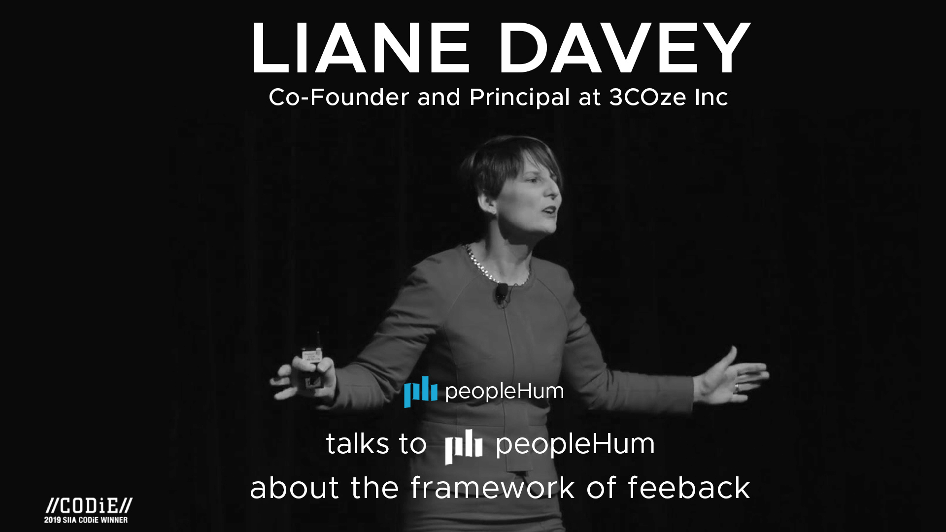 Framework of feedback in an organization - Liane Davey [Interview]