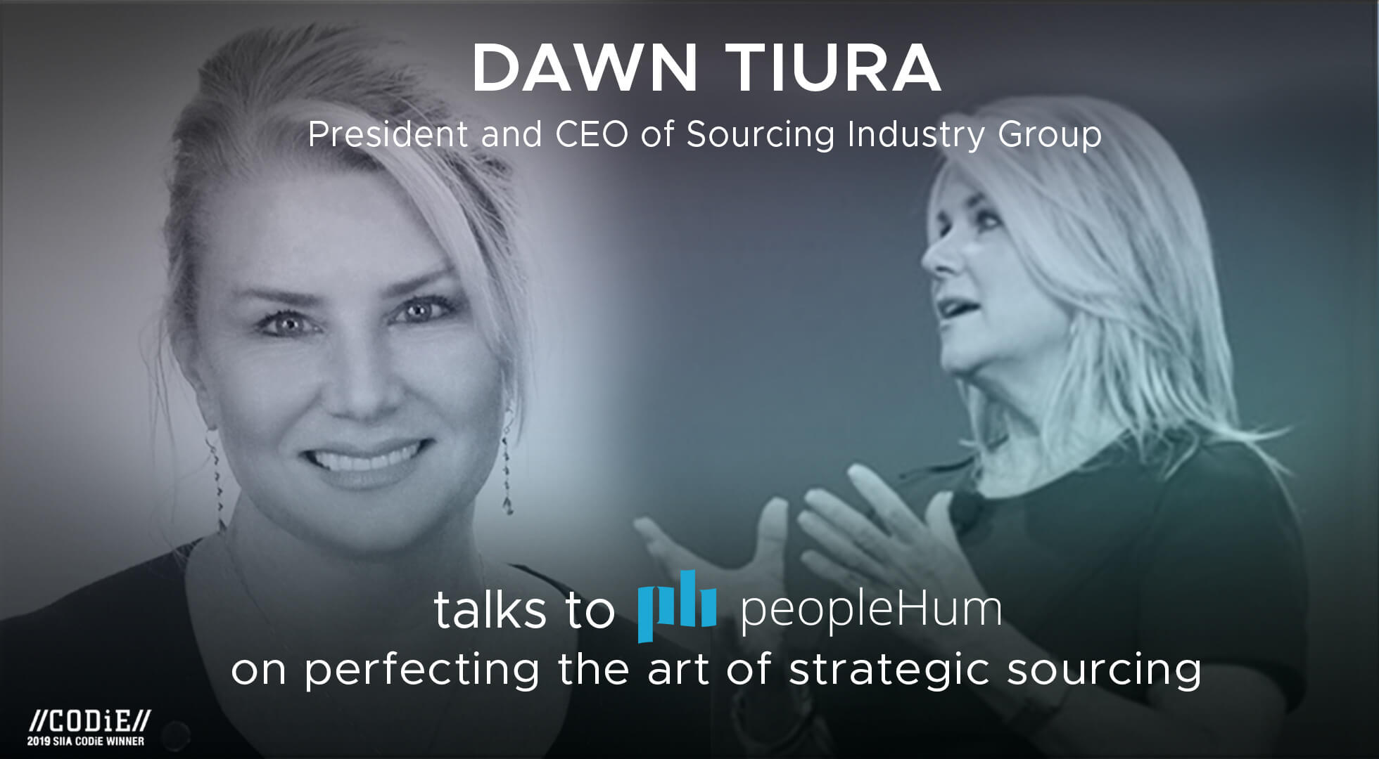 Perfecting the art of strategic sourcing - Dawn Tiura [Interview]