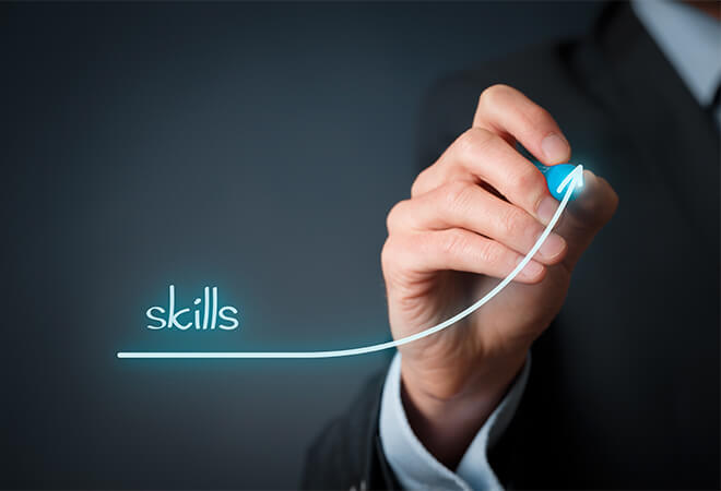 Why reskilling and upskilling at work are important | peopleHum