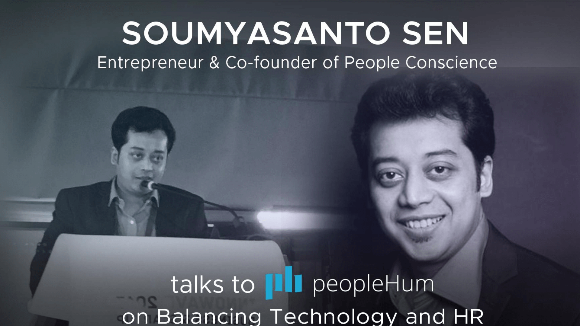 Equipoise the technology and HR - Soumyasanto Sen [Interview]
