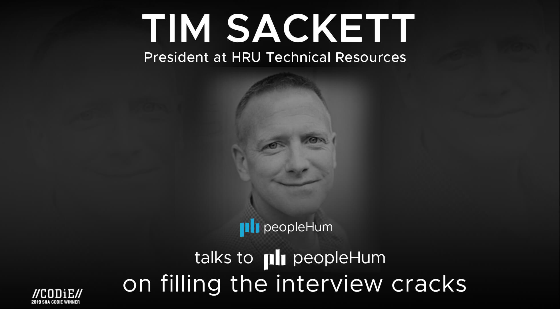 Saving candidates from slipping off the interview cracks - Tim Sackett [Interview]